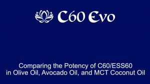 c60 evo ess60/c60 potency in oils