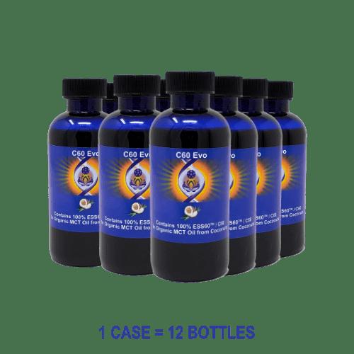 C60 Evo Organic MCT Coconut Oil