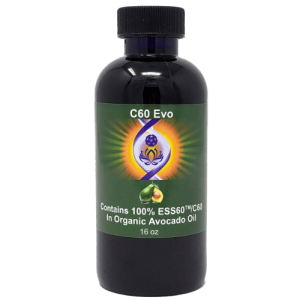 C60 Evo Organic Avocado Oil, 16 oz