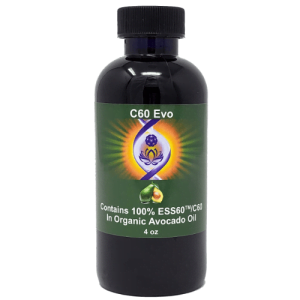 C60 Evo Organic Avocado Oil, 4 oz