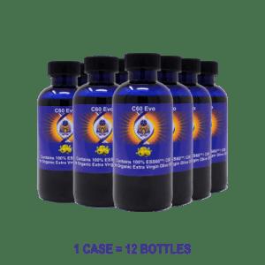 C60 Evo Organic Olive Oil Case