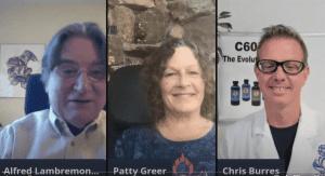 May 28, 2020 - Alfred, Patty, Chris