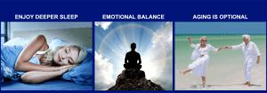 C60 Evo Header Image, Better Sleep, Emotional Balance, Aging is Optional